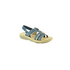 Earth Spirit - Blue Earth Spirit Blue Plymouth Womens Sandals