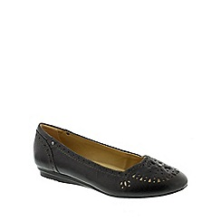 Earth Spirit - Black Earth Spirit Black 'San Jose' Women's Ballerina Pumps
