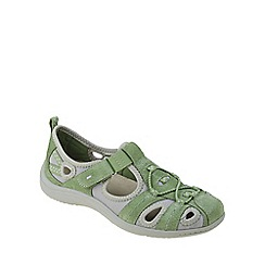 Earth Spirit - Green Earth Spirit Grass 'Wichita' Women's Casual Shoes
