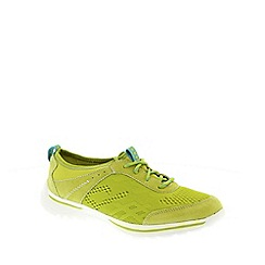 Earth Spirit - Green Earth Spirit Green 'Yuma' Women's Trainers Various Sizes