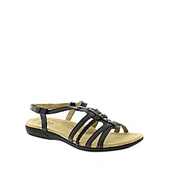 Earth Spirit - Black  Earth Spirit Black 'Scotsdale' Womens Sandals