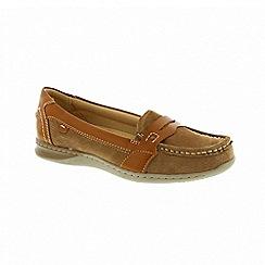 Earth Spirit - Valdez - Molasses sandals