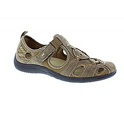 Earth Spirit - Brown 'Wichita' ladies casual shoes
