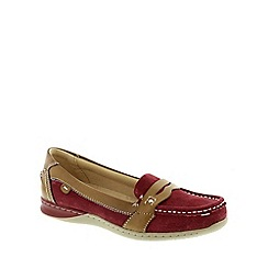 Earth Spirit - Red 'Valdez' Women's Shoes