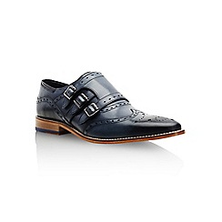 Goodwin Smith - Navy 'Hambledon' mens shoe