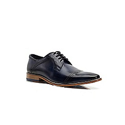 Goodwin Smith - Navy 'Langho' mens lace up shoe