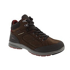 Mephisto - Brown 'Cheiron Tex' walking boots