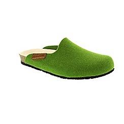 Mephisto - Green 'Yin' slippers