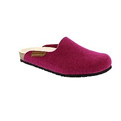 Mephisto - Pink 'Yin' - slippers