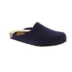 Mephisto - Navy 'Yin' - slippers