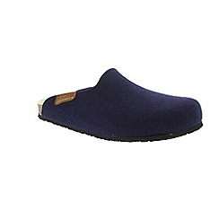 Mephisto - Navy 'Yang' slippers