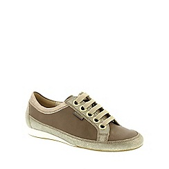 Mephisto - Camel Camel Perceval 'Bretta' lace up shoes