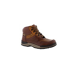 Mephisto - Brown chestnut gt grizzly 'Cedric' men's walking boot