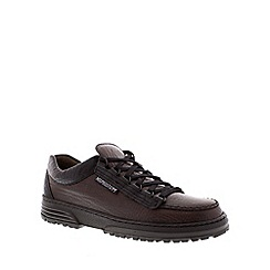 Mephisto - Dark grey 'Cruiser' lace-up shoe
