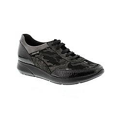 Mephisto - Black ice diane ladies shoe
