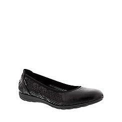 Mephisto - Black queen 'Emilie' women's shoes