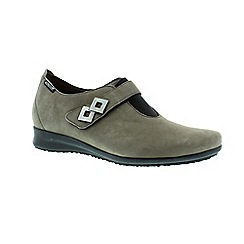 Mephisto - Grey Fabia' ladies casual shoe