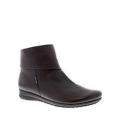 Mephisto - Black 'Fiducia' ankle boots
