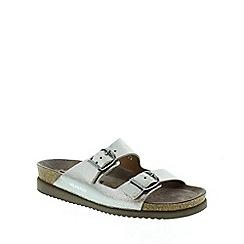 Mephisto - Silver venise 'harmony' ladies sandals