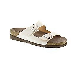 Mephisto - White venise harmony ladies sandal