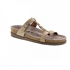 Mephisto - Camel sandalbuck 'Havana' ladies sandals