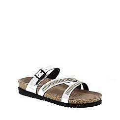 Mephisto - Silver 'Hilary' sandal