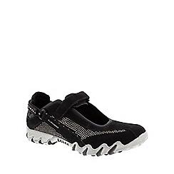 Mephisto - Black nimbo diamond womens outdoors shoes