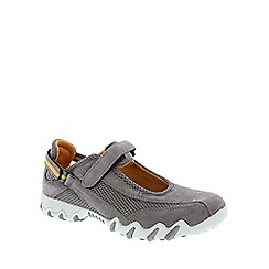 Mephisto - Grey 'Niro' ladies casual walking shoes
