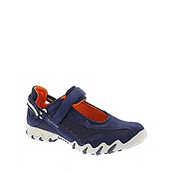 Mephisto - Blue Indaco/Indaco Blue 'Niro' walking shoes