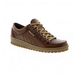 Mephisto - Rainbow - dark brown sup-hydro shoes