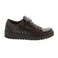 Mephisto - Dark Brown mamouth 'Rainbow' men's shoes