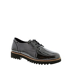 Mephisto - Grey vernicalf 'Sabatina' womens shoes
