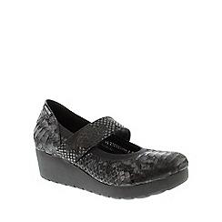Mephisto - Black queen 'Tamara' womens shoes