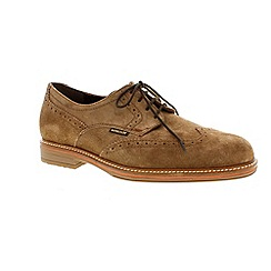 Mephisto - Dark brown 'Waldo' lace-up shoe