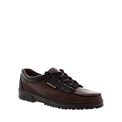 Mephisto - Wine 'Wanda' lace-up shoe