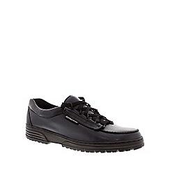 Mephisto - Navy 'Wanda' lace-up shoe
