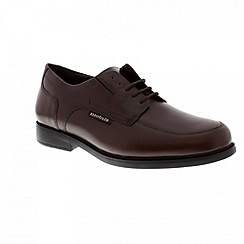 Mephisto - Brown 'Armin' mens formal lace up shoe