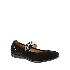 Mephisto - Black 'Elise spark' ladies mary jane shoes