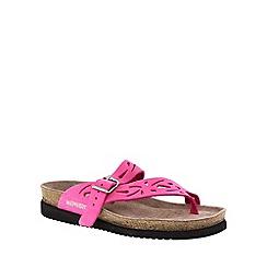 Mephisto - Fuchsia 'Helen Perf' ladies sandal