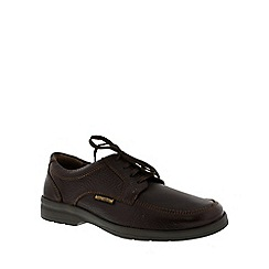 Mephisto - Dark brown 'Janeiro' men's shoes
