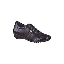 Mephisto - Black 'Luisa' ladies smart casual shoes
