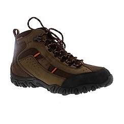 Mephisto - Brown 'Sambor-Tex' men's performance boots