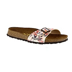 Birkenstock - Multi-coloured 'Madrid' single strap casual sandal