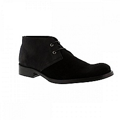 Selected Homme - Black 'Brandon' mens boot