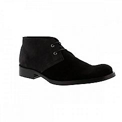 Selected Homme - Black 'Brandon' mens boot