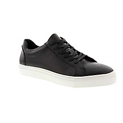 Selected Homme - Black/white 'Dylan' men's sneaker