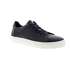 Selected Homme - Navy/white 'Dylan' men's sneakers
