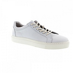 Selected Homme - White 'Dylan' men's sneakers