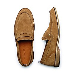 Selected Homme - Tan 'Ley' Men's Penny Loafers