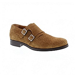 Selected Homme - Oliver - cognac shoes